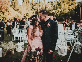 La boda de Cinta y Juan Carlos