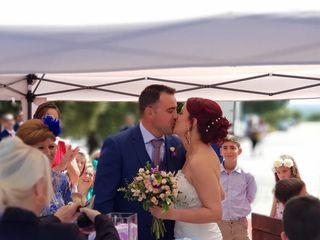 La boda de Soraya y Valeriano