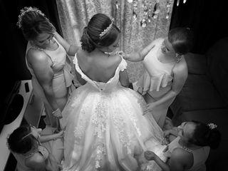 La boda de Olaia y Rafa 2