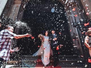 La boda de Leonor y Oscar