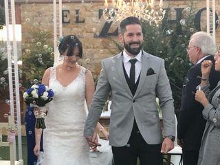 La boda de Patricia y Richard