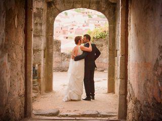 La boda de Ainhoa y Jonathan