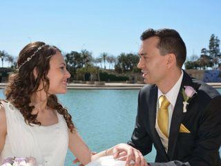 La boda de Vanesa y Lorenzo