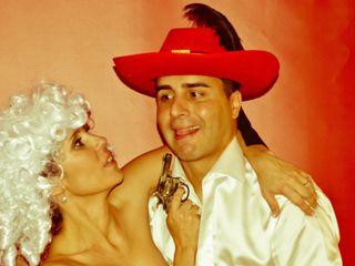 La boda de Rafael y Elisa