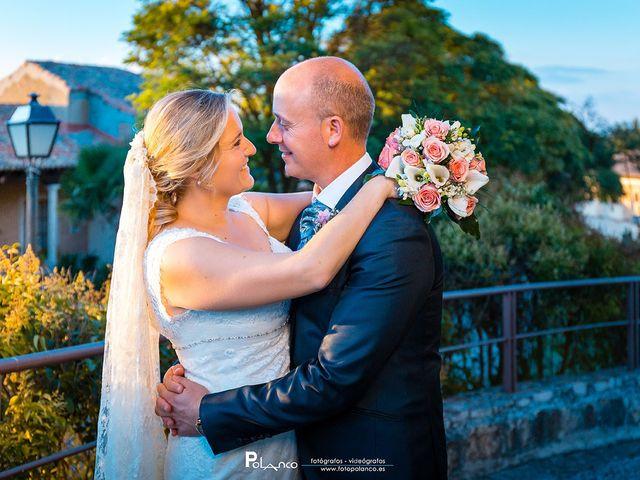 La boda de Alberto y Rocío