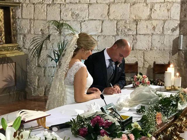 La boda de Rocío  y Alberto en Palencia, Palencia 4