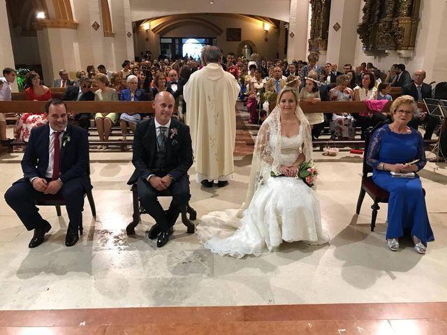 La boda de Rocío  y Alberto en Palencia, Palencia 1