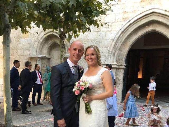 La boda de Rocío  y Alberto en Palencia, Palencia 5
