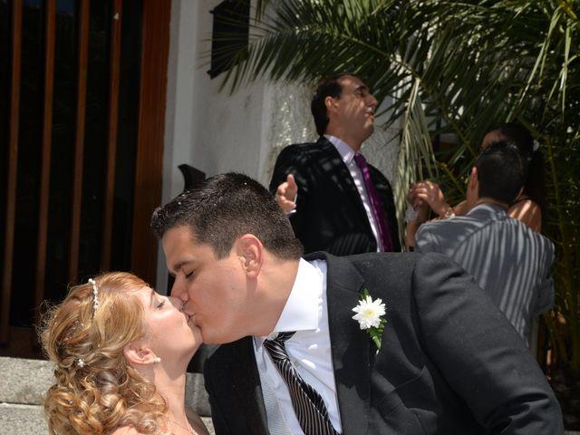 La boda de Raúl y Noelia en Arroyomolinos, Madrid 5