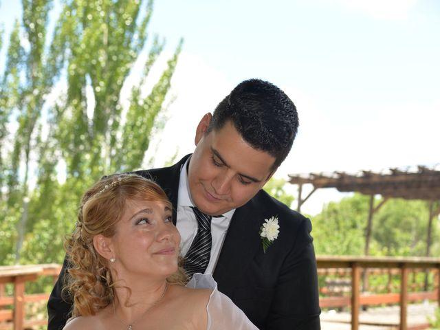 La boda de Raúl y Noelia en Arroyomolinos, Madrid 6