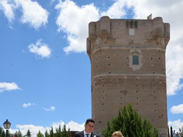 La boda de Raúl y Noelia en Arroyomolinos, Madrid 1