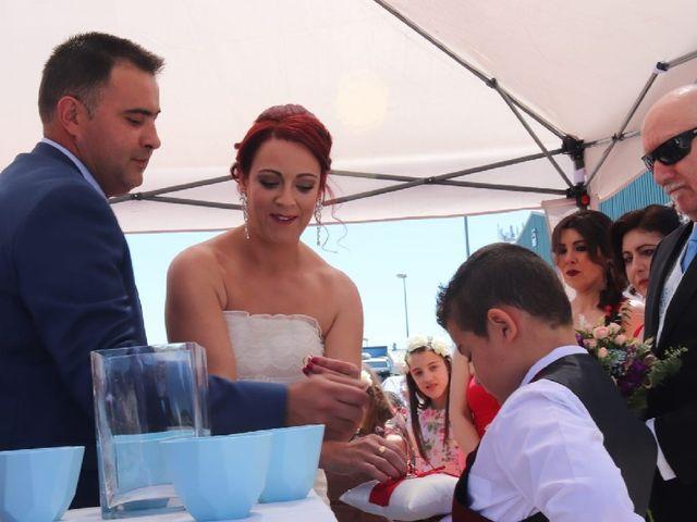 La boda de Valeriano y Soraya en Burguillos, Sevilla 1