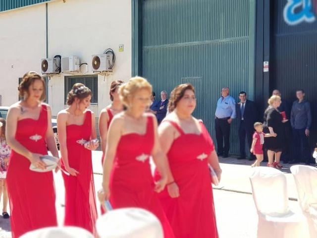 La boda de Valeriano y Soraya en Burguillos, Sevilla 6