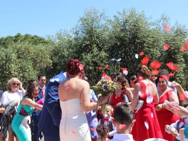 La boda de Valeriano y Soraya en Burguillos, Sevilla 7