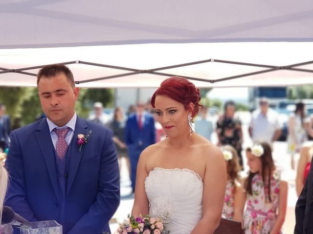 La boda de Valeriano y Soraya en Burguillos, Sevilla 8