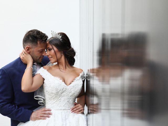 La boda de Olaia y Rafa