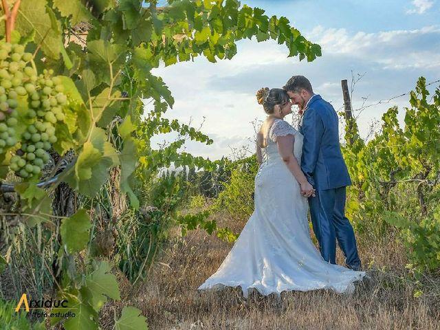 La boda de Lorena y Víctor