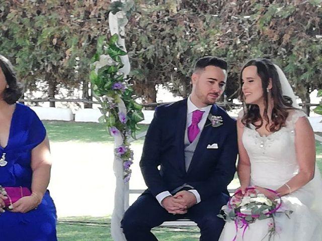 La boda de José David  y Elena  en La Algaba, Sevilla 1