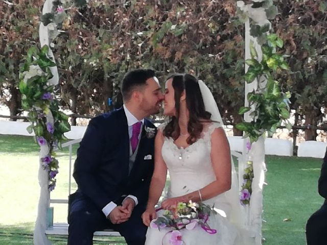 La boda de Elena  y José David