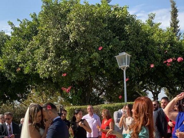 La boda de José David  y Elena  en La Algaba, Sevilla 3