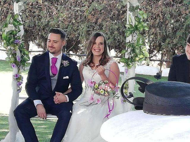 La boda de José David  y Elena  en La Algaba, Sevilla 4