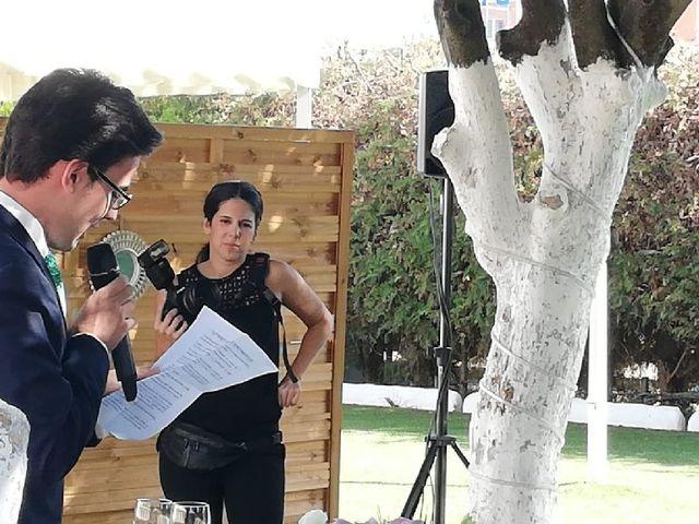 La boda de José David  y Elena  en La Algaba, Sevilla 5