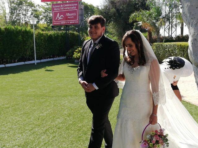 La boda de José David  y Elena  en La Algaba, Sevilla 6