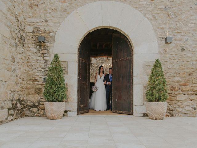 La boda de Jaume y Carla en Sant Gregori (Municipio), Girona 14