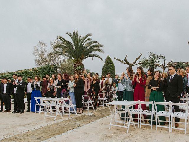 La boda de Jaume y Carla en Sant Gregori (Municipio), Girona 15