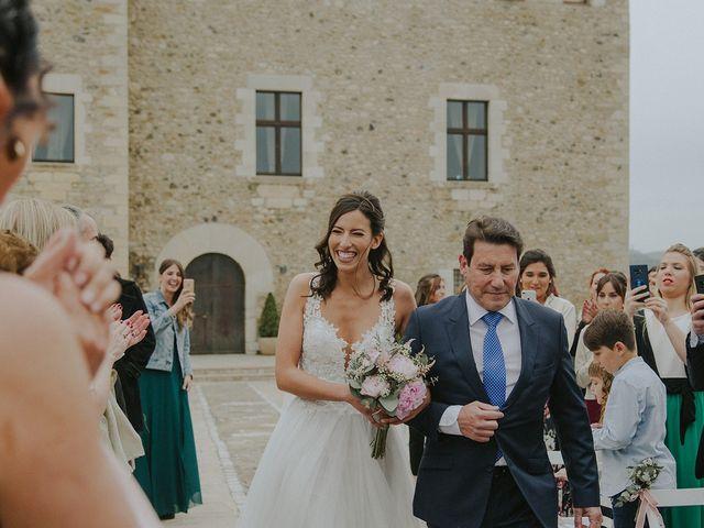 La boda de Jaume y Carla en Sant Gregori (Municipio), Girona 16