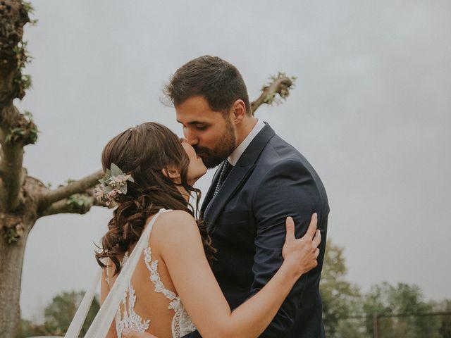 La boda de Jaume y Carla en Sant Gregori (Municipio), Girona 18