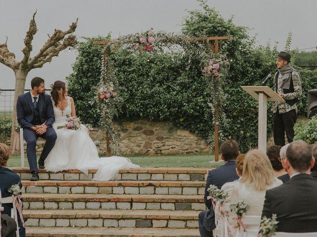 La boda de Jaume y Carla en Sant Gregori (Municipio), Girona 19