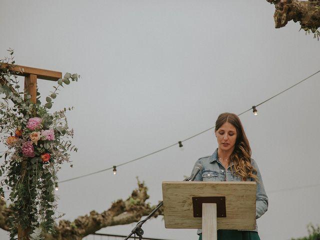 La boda de Jaume y Carla en Sant Gregori (Municipio), Girona 22