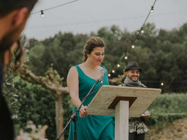 La boda de Jaume y Carla en Sant Gregori (Municipio), Girona 24