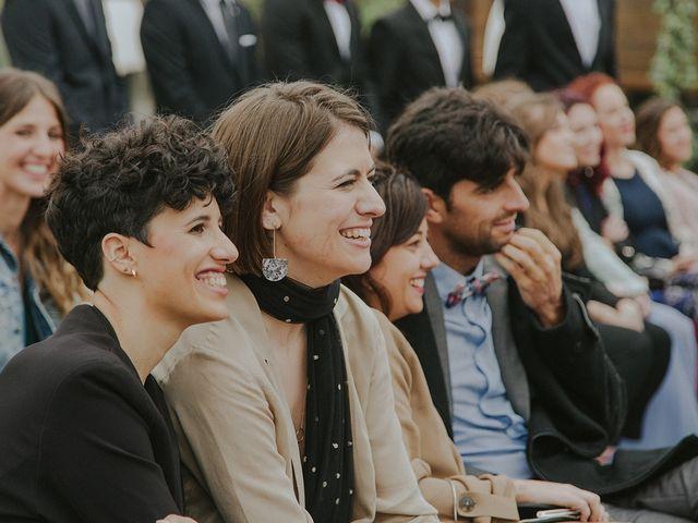 La boda de Jaume y Carla en Sant Gregori (Municipio), Girona 28