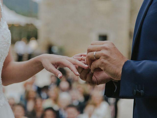 La boda de Jaume y Carla en Sant Gregori (Municipio), Girona 33