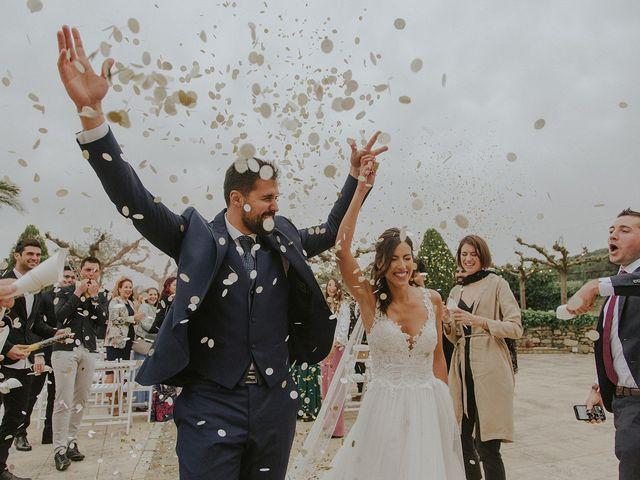 La boda de Jaume y Carla en Sant Gregori (Municipio), Girona 37