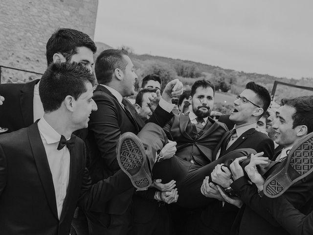 La boda de Jaume y Carla en Sant Gregori (Municipio), Girona 38