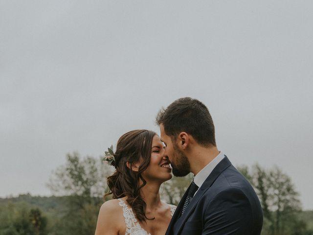 La boda de Jaume y Carla en Sant Gregori (Municipio), Girona 40