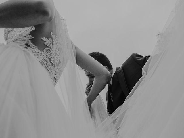 La boda de Jaume y Carla en Sant Gregori (Municipio), Girona 45