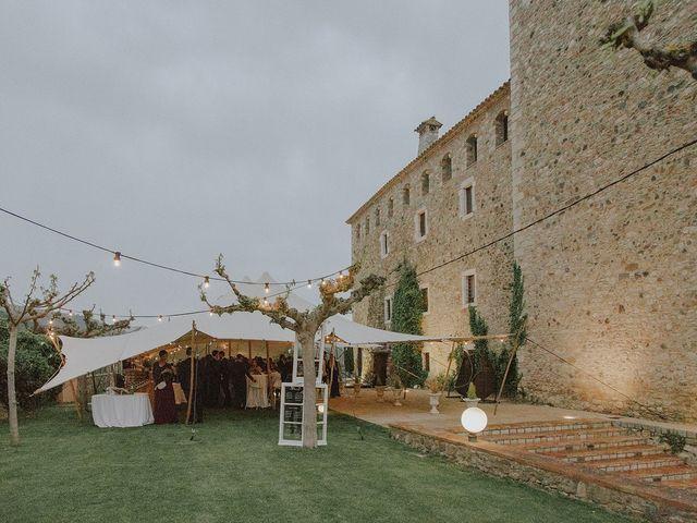 La boda de Jaume y Carla en Sant Gregori (Municipio), Girona 48