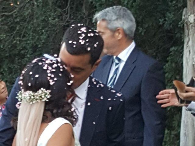 La boda de Javier y Elena en San Agustin De Guadalix, Madrid 2