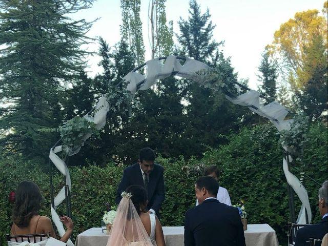 La boda de Javier y Elena en San Agustin De Guadalix, Madrid 3