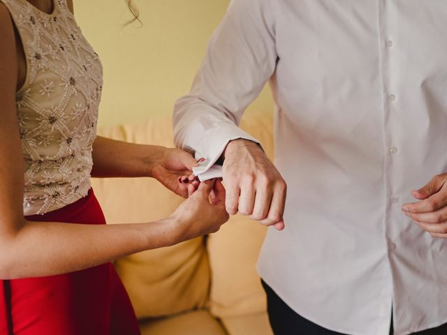 La boda de Servando y Teresa en Caracuel De Calatrava, Ciudad Real 12