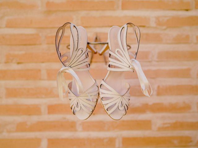 La boda de Servando y Teresa en Caracuel De Calatrava, Ciudad Real 26