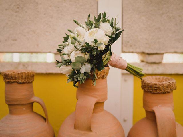 La boda de Servando y Teresa en Caracuel De Calatrava, Ciudad Real 27