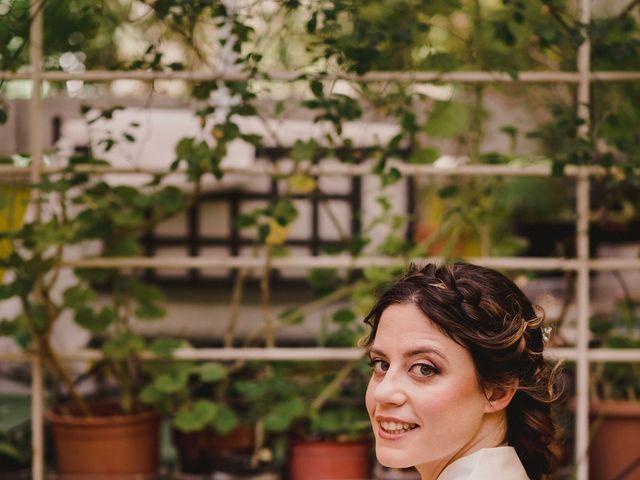 La boda de Servando y Teresa en Caracuel De Calatrava, Ciudad Real 40