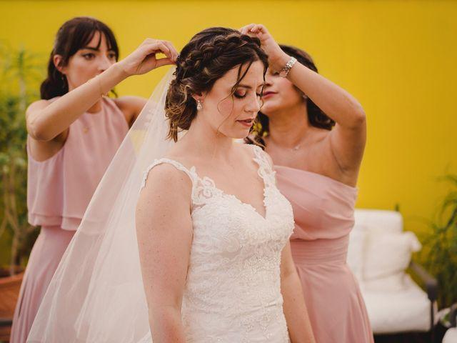 La boda de Servando y Teresa en Caracuel De Calatrava, Ciudad Real 48