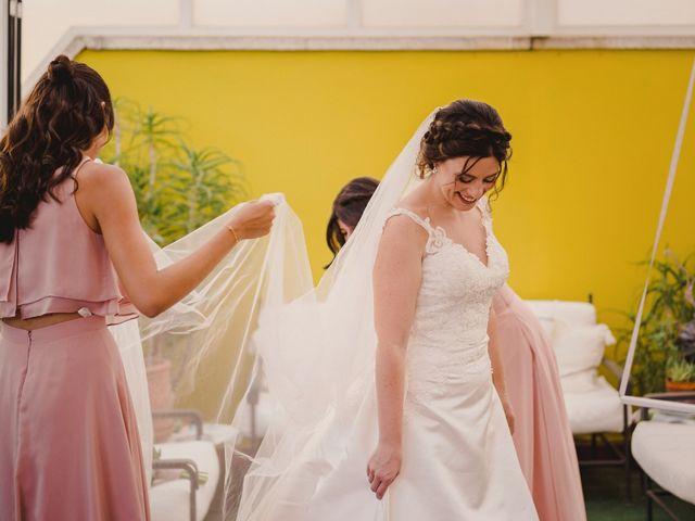La boda de Servando y Teresa en Caracuel De Calatrava, Ciudad Real 49