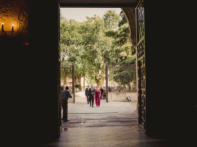 La boda de Servando y Teresa en Caracuel De Calatrava, Ciudad Real 50